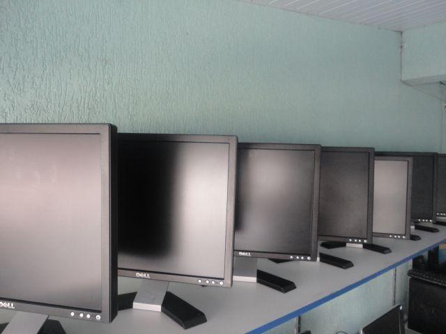 Monitor Dell 17 Polegadas Quadrado ( Grande qtde em estoque) - Foto 3