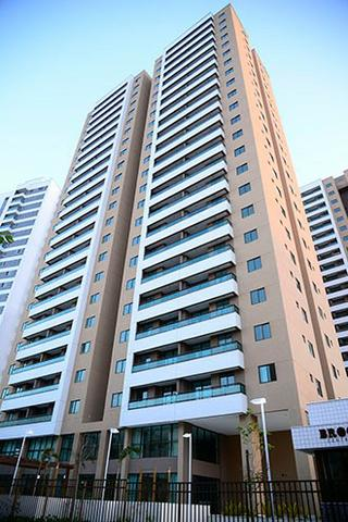 Apartamentos de 2 ou 3 quartos vizinho ao Shopping Riomar Papicu