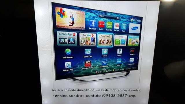 Conserto domicílio tv
