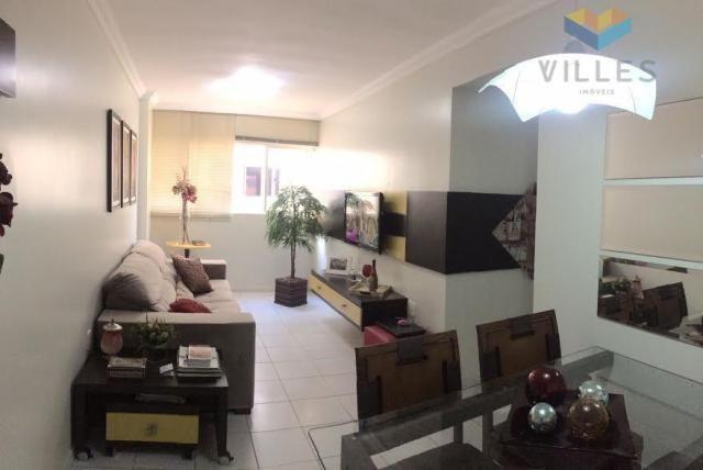 Ed. Jardim Alagoas Apartamento residencial à venda, Pinheiro, Maceió.