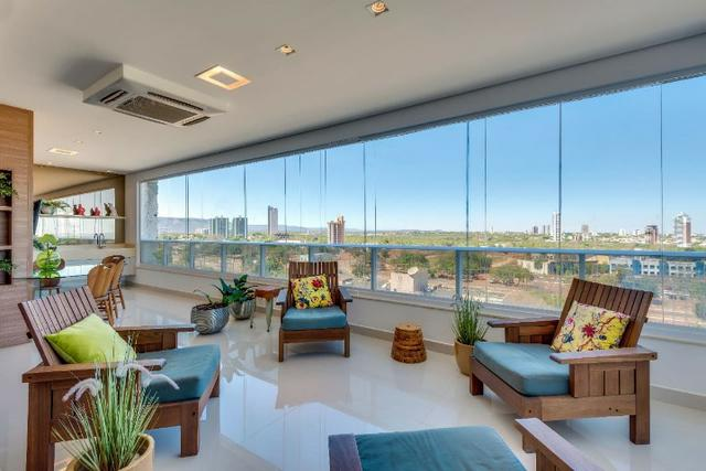 Apartamento 4 Suítes, 206 à 293 m² na 204 Sul - Residência Opus - Plano Rural - Foto 18