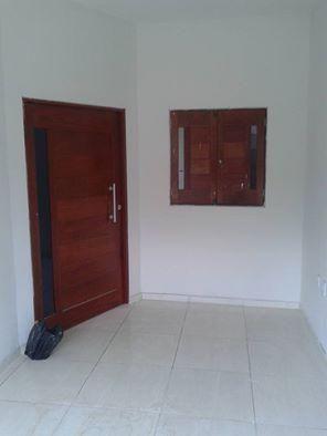 Casa lajeada com garagem em Bebedouro próx. à pça Lucena Maranhão