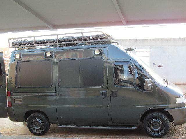 van fiat ducato motorhome caminh es nibus e vans. Black Bedroom Furniture Sets. Home Design Ideas