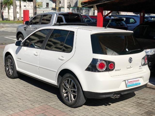 VW Golf 2.0 Sportline Automatico 2012 GNV Top de Linha - Foto 11