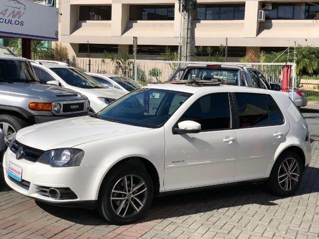 VW Golf 2.0 Sportline Automatico 2012 GNV Top de Linha