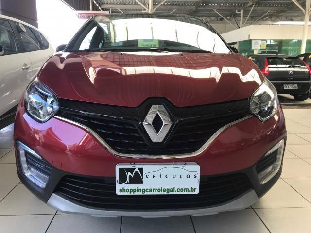 Renault captur 2017/2018 2.0 16v hi-flex intense automático