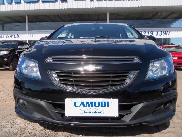 Gm - Chevrolet Prisma LT 1.4 cambio automatico , revisado , otimo preço !!! - Foto 2
