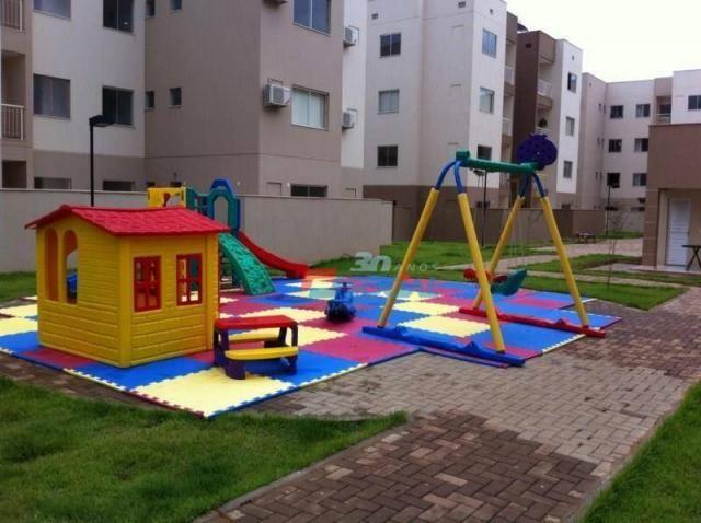 Garden Club, Apto 403 BL 11 para locação, Nova Esperança, Porto Velho. - Foto 2