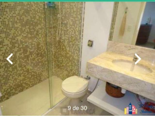Ap00447 - apartamento no edifício cascais no guarujá! - Foto 19