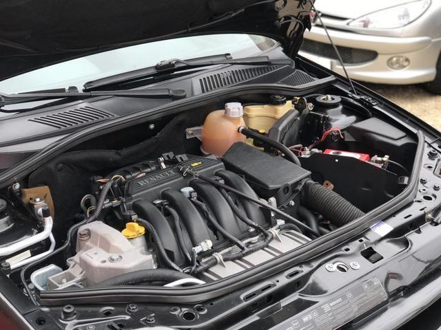 Clio sedan 2003 1.6 RT completo - Foto 5