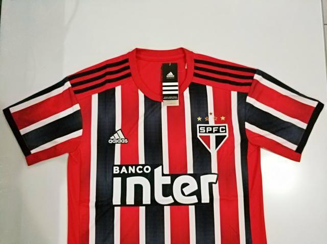 Camisa São Paulo Away 19/20 - Foto 3