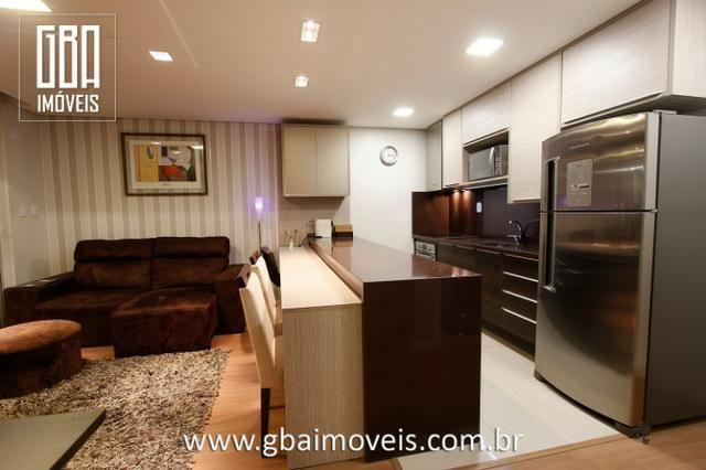 Studio Residence 100% mobiliado, 1 dorm, sacada e 1 vaga - Pelotas/RS - Foto 6
