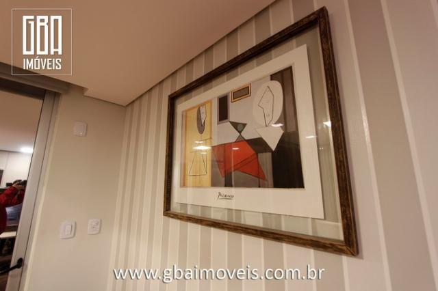 Studio Residence 100% mobiliado, 1 dorm, sacada e 1 vaga - Pelotas/RS - Foto 3