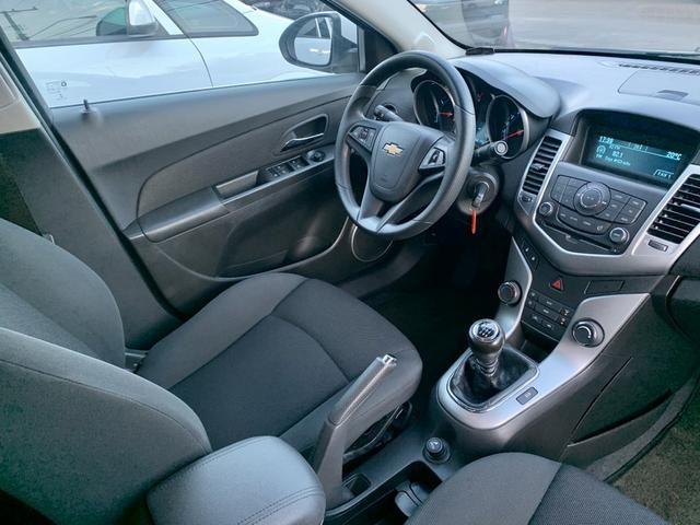 Cruze Sedan LT Completíssimo | Impecável | Ac trocas e financiamos - Foto 7
