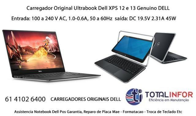 Assistencia Tecnica Dell Brasilia e Taguatinga - Tela Teclado Fonte Bateria - Foto 3