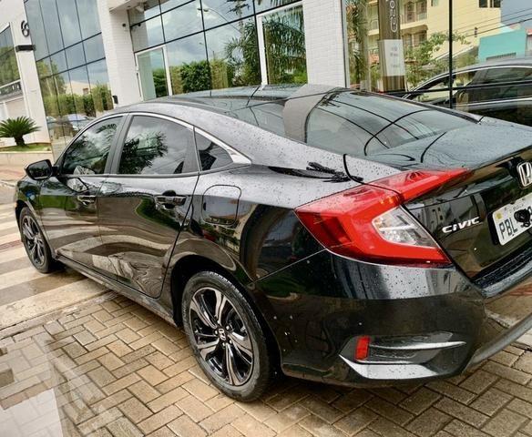 Honda Civic 2018 Sport Só 26 mil rodado único dono