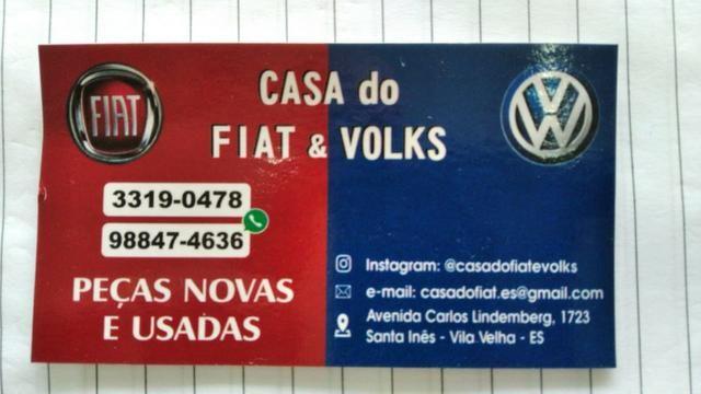 Disco Freio Dianteiro Ventilado Audi A3 / Jetta / Novo Fusca wolkswagen 1k0615301aq !!! - Foto 4