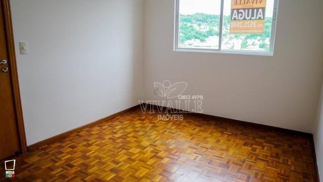 Apartamento com 2 dormitórios para alugar, 110 m² por r$ 1.350/mês - ao lado do hust - cen - Foto 19