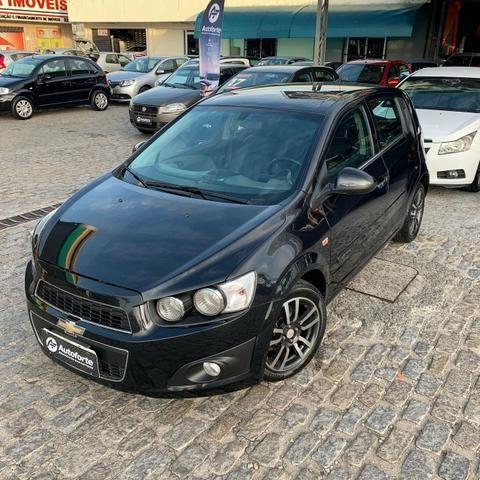 Chevrolet Sonic LTZ - 2013