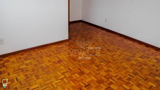 Apartamento com 2 dormitórios para alugar, 110 m² por r$ 1.350/mês - ao lado do hust - cen - Foto 16