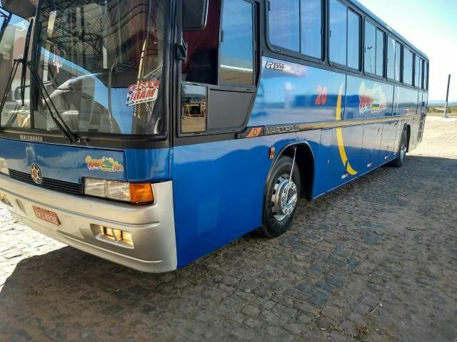 Ônibus Rodoviário Marcopólo Gv1000 - Foto 6