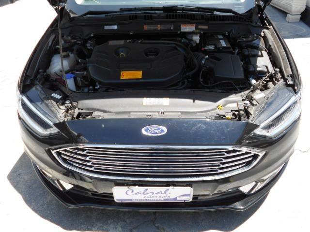 Ford Fusion 2.0 Ecoboost Titanium Awd Automático Turbo - Foto 17