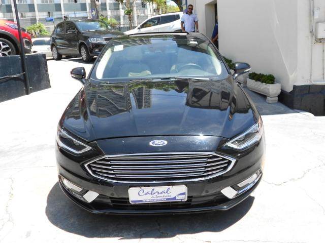 Ford Fusion 2.0 Ecoboost Titanium Awd Automático Turbo - Foto 2