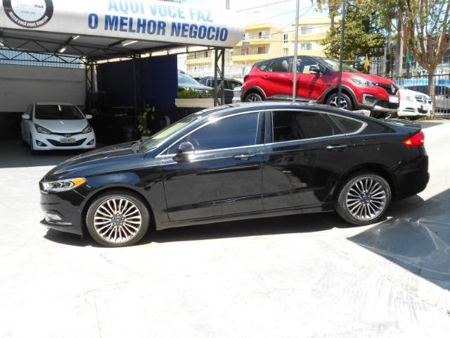 Ford Fusion 2.0 Ecoboost Titanium Awd Automático Turbo - Foto 5