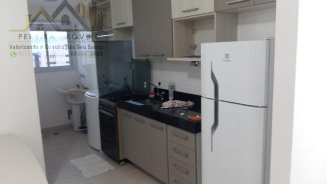 103 - Edifício Mandarim, apartamento 51 m2, locação R$: 3.500,00 com condomínio - Foto 13