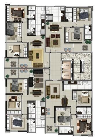 Excelente Apartamento para Vender no Edifício Mirante do Vale ? Orla de Petrolina - Foto 17