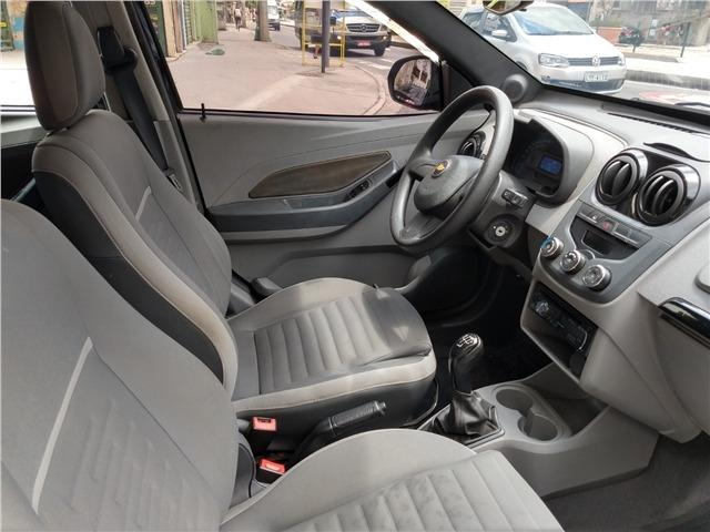 Gm - Chevrolet Agile 2010 LTZ 1.4 + GNV + ipva 19 pago =0km ac trocaa - Foto 5