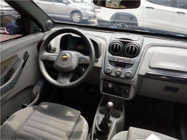 Gm - Chevrolet Agile 2010 LTZ 1.4 + GNV + ipva 19 pago =0km ac trocaa - Foto 6