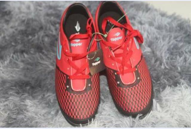 58568cdd1e Chuteira Futsal Topper Provoke 3 Original - Roupas e calçados ...