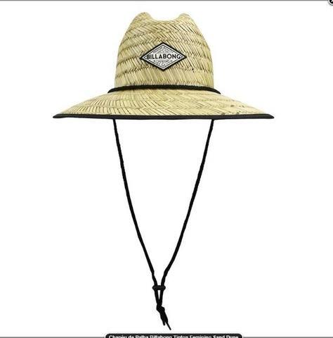 Chapéu de Palha Billabong Tipton Feminino Sand Dune 6e22b86d49c