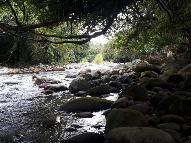 Caetano Imóveis - Terreno escriturado com 4.255m² (possui cachoeira privada dentro) - Foto 2
