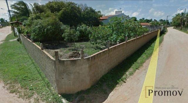 Terreno residencial à venda, Mosqueiro, Aracaju.