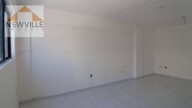 Sala para alugar, 46 m² por R$ 2.107,00/mês - Boa Viagem - Recife/PE - Foto 5