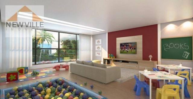Apartamento com 3 quartos à venda, 84 m² por R$ 610.000,00 -próx.Rio Mar- Pina - Recife - Foto 9