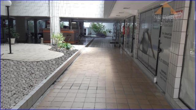 Sala para alugar, 46 m² por R$ 2.107,00/mês - Boa Viagem - Recife/PE - Foto 14