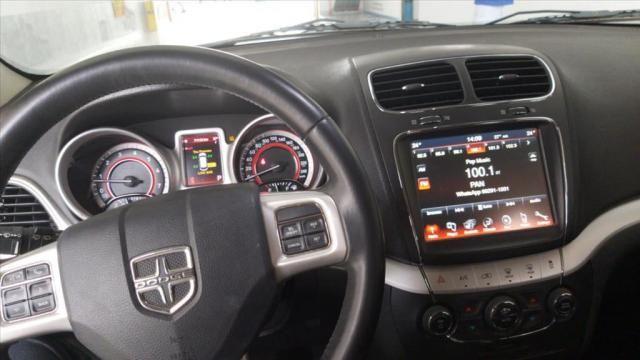DODGE JOURNEY 3.6 SXT V6 GASOLINA 4P AUTOMÁTICO - Foto 9
