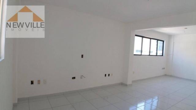 Sala para alugar, 46 m² por R$ 2.107,00/mês - Boa Viagem - Recife/PE - Foto 4