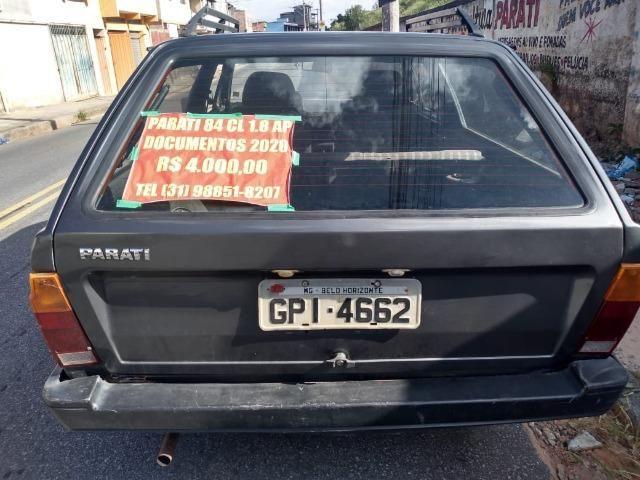 VW - Parati Cl 1.8 5 Marchas Gasolina - Foto 2