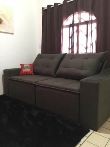 Sofa retratil novo embalado * 230cm de largura
