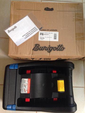 Base bebê conforto Burigotto Evolution/Touring Evolution SE produto novo!