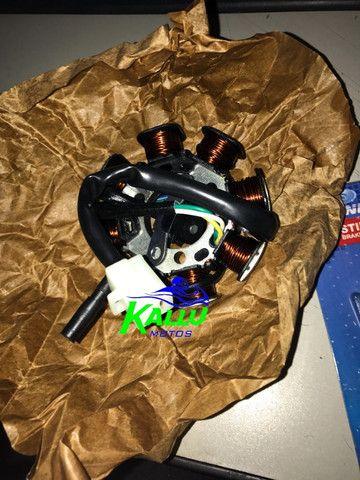 Estator magneto moto Nx 400 fancon 2000 2001 2002 2003 2004 2005 2006 2007 2008
