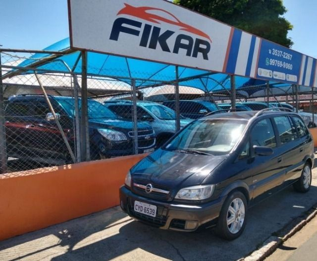 Gm Chevrolet Zafira Regiao De Itapetininga Sao Paulo Olx