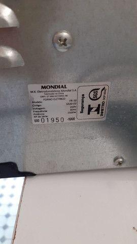 Forno elétrico Mondial 32L 220V - Foto 3