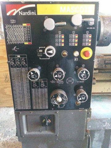 Torno Mecanico Nardini Mascote MS175