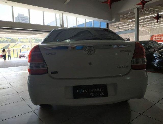 Toyota Etios Sedã XLS - 2013 - Foto 3