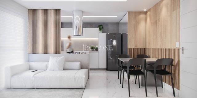 Apartamento à venda com 2 dormitórios em Campo comprido, Curitiba cod:AP0236 - Foto 2